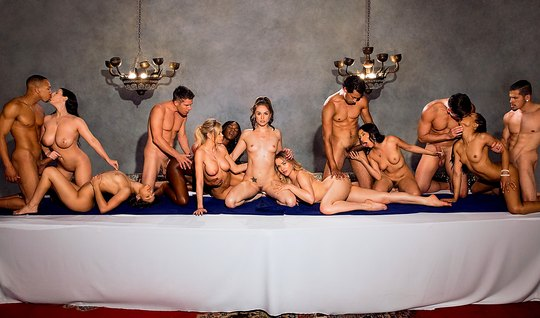 The Last Supper – Eucharist porn – youjizz